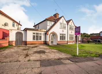 Thumbnail 4 bed semi-detached house for sale in Wimborne Avenue, Hayes
