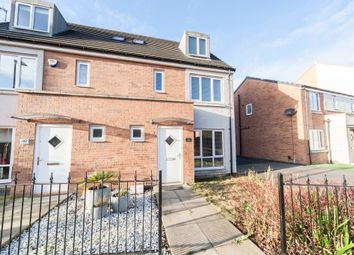 Thumbnail 4 bed semi-detached house for sale in Crimdon Beck Close, Stockton-On-Tees