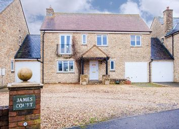 Thumbnail 5 bed property for sale in James Court, Finmere, Buckingham