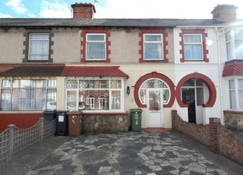 Thumbnail 3 bedroom terraced house for sale in Chatsworth Avenue, Cosham, Portsmouth