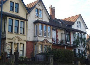 Thumbnail 7 bed maisonette to rent in Redland Road, Redland, Bristol