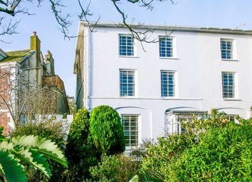 Thumbnail 4 bed end terrace house for sale in Stratton Place, Falmouth