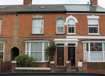 Thumbnail 4 bedroom terraced house for sale in Town Centre, Felixstowe