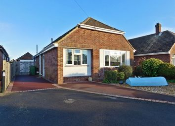 Thumbnail 3 bed detached bungalow for sale in Glyn Drive, Stubbington, Fareham