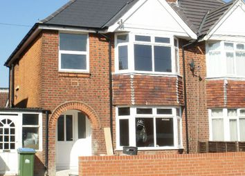 Thumbnail 5 bed semi-detached house to rent in Portswood Ave, Portswood, Southampton