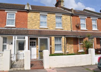 Thumbnail 3 bed terraced house for sale in Rylstone Road, Eastbourne