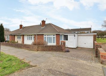 Thumbnail 2 bed semi-detached bungalow for sale in Dormans, Gossops Green, Crawley, West Sussex