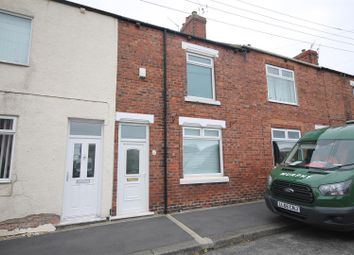 Thumbnail 2 bedroom terraced house for sale in Hillside Road, Coundon, Bishop Auckland