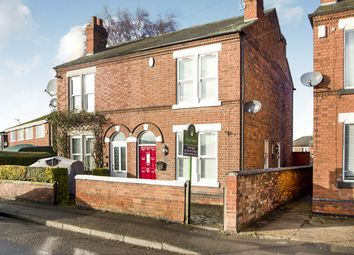 Thumbnail 2 bedroom semi-detached house for sale in Ruskin Avenue, Long Eaton, Nottingham