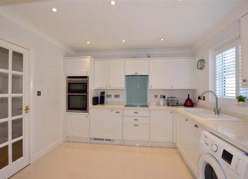 Thumbnail 3 bed semi-detached house for sale in Saddler's Park, Eynsford, Kent