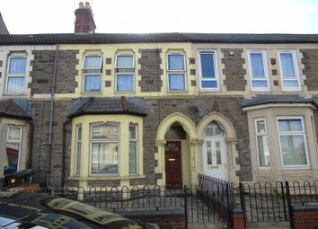 Thumbnail 3 bed terraced house for sale in Tudor Street, Riverside, Cardiff