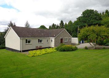 Thumbnail 4 bed detached bungalow for sale in 3 Allachie Drive, Aberlour