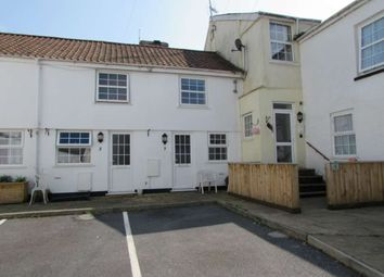 Thumbnail 2 bed terraced house to rent in Clarence Court, Exmouth