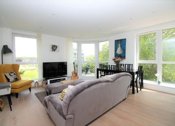 Thumbnail 3 bed flat for sale in Ottley Drive, London