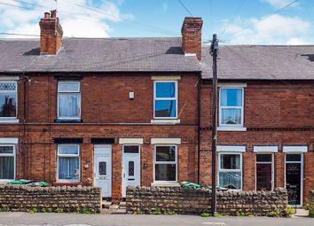 Thumbnail 2 bedroom terraced house for sale in Vernon Road, Nottingham