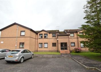 Thumbnail 1 bed flat for sale in Campsie Court, Lenzie, Glasgow