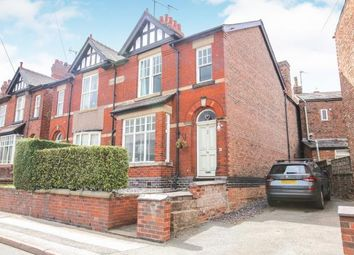 Thumbnail 3 bedroom semi-detached house for sale in Oxford Road, Macclesfield, Cheshire