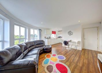 Thumbnail 1 bed flat for sale in Sandringham Avenue, Wimbledon Chase, London