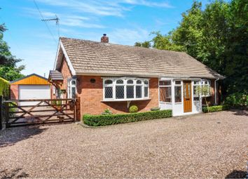 Thumbnail 2 bed detached bungalow for sale in Holme, Scunthorpe
