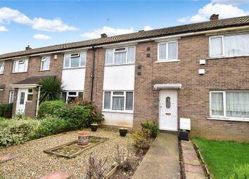 Thumbnail 3 bed terraced house for sale in Queens Gardens, Fleet Estate, Dartford, Kent