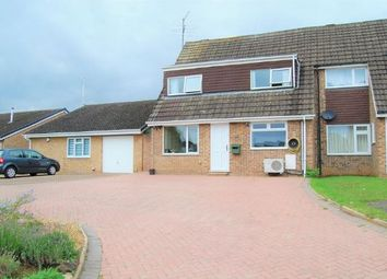Thumbnail 4 bed semi-detached house for sale in Westcott Way, Abington Vale, Northampton