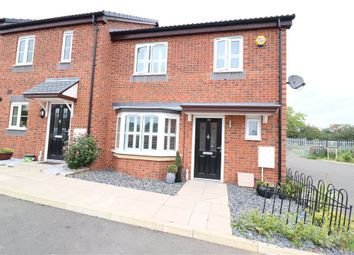 Thumbnail 3 bed end terrace house for sale in Grayling Crescent, Leamington Spa
