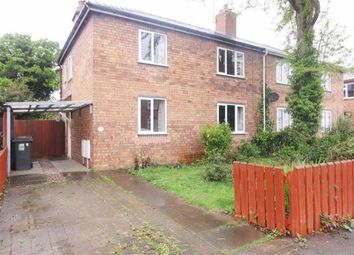 Thumbnail 3 bed semi-detached house to rent in Hinckes Road, Wolverhampton