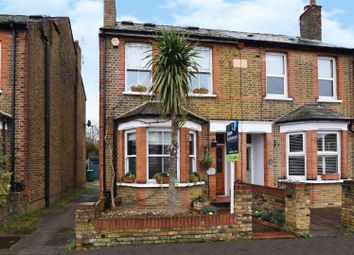 Thumbnail 4 bed semi-detached house for sale in Tudor Road, Hampton