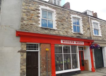 Thumbnail 3 bed flat for sale in Kenwyn Street, Truro