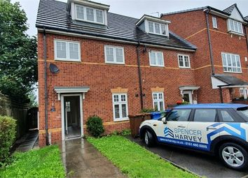 3 bed end terrace house for sale in Abbeyfield Close, Cale Green, Stockport, Cheshire SK3
