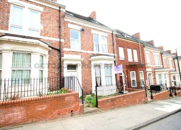 Thumbnail 5 bed terraced house for sale in Warrington Road, Newcastle Upon Tyne