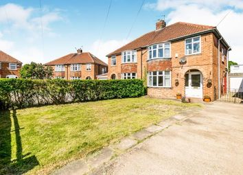 Thumbnail 3 bed semi-detached house for sale in Florence Grove, York, North Yorkshire, England