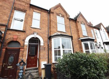 Thumbnail 3 bed terraced house to rent in Monks Road, Lincoln