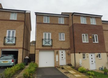 Thumbnail 3 bedroom semi-detached house for sale in Teasel Way, Hampton Centre, Peterborough