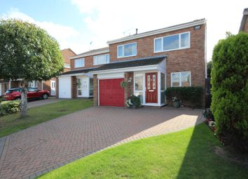Thumbnail 4 bed detached house for sale in Gainford Rise, Binley, Coventry