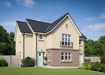 "Thumbnail 4 bedroom detached house for sale in ""The Cleland"" at Newmills Road, Balerno"