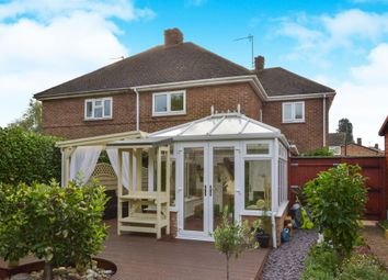 Thumbnail 4 bed semi-detached house for sale in The Close, Woughton On The Green, Milton Keynes