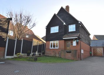 Thumbnail 4 bed detached house for sale in Balls Chase, Halstead, Essex