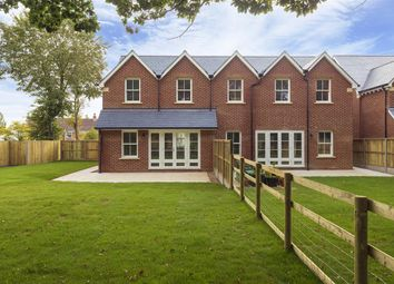 3 bed semi-detached house for sale in The Old School Field, London Road, Dunkirk ME13