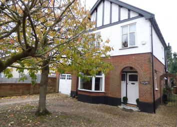 Thumbnail 3 bed detached house for sale in Cecil Road, Norwich