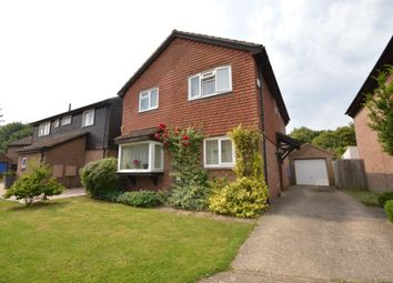 Thumbnail 4 bed detached house for sale in Clarice Way, Wallington