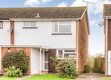 Thumbnail 3 bed end terrace house for sale in St Chads Road, Bishops Tachbrook, Leamington Spa