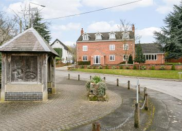 Thumbnail 7 bed farmhouse for sale in Station Hill, Swannington, Coalville
