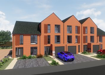 Thumbnail 3 bed terraced house for sale in Barleyfield, Heswall, Wirral