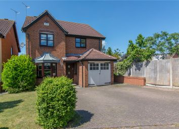 Thumbnail 4 bed detached house for sale in Buttery Gardens, Ruddington, Nottingham