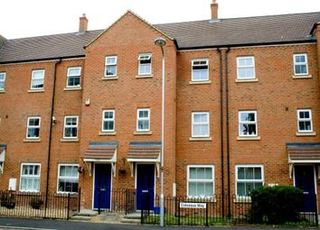 Thumbnail 3 bed town house to rent in Colossus Way, Bletchley, Milton Keynes, Buckinghamshire