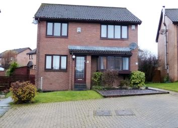 Thumbnail 2 bed semi-detached house for sale in Brent Road, Stewartfield, East Kilbride