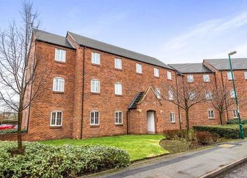 Thumbnail 2 bedroom flat for sale in Bridgeside Close, Walsall, West Midlands