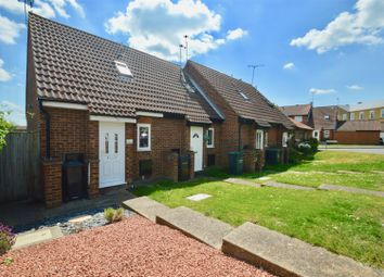 Thumbnail 1 bedroom end terrace house for sale in Armoury Drive, Gravesend