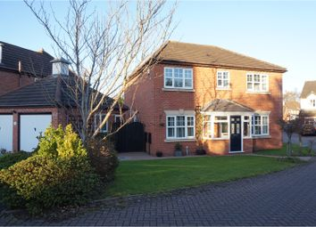 Thumbnail 4 bed detached house for sale in Eights Croft, Burntwood